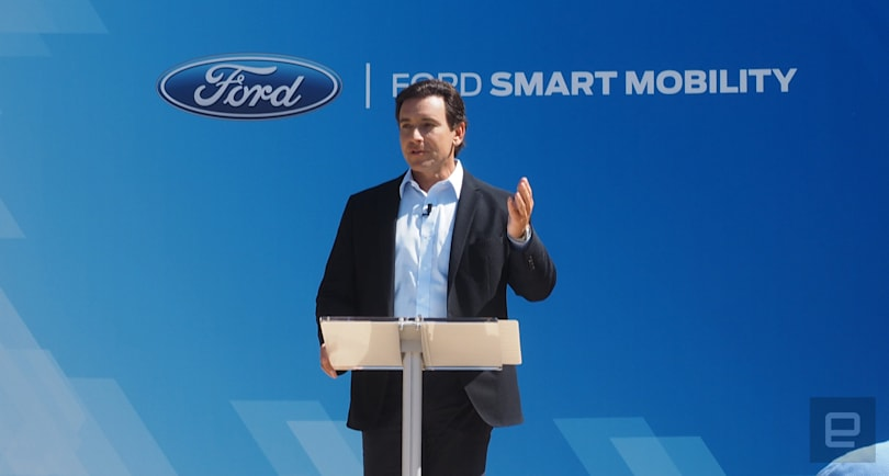 Ford plans to have fully autonomous cars on the road in five years
