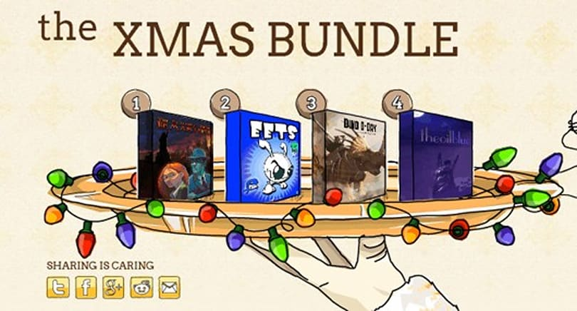 Indie Royale Xmas Bundle has Eets, Dino D-Day and more