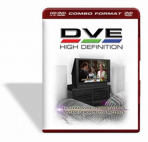 Digital Video Essentials calibration tool launches on HD DVD
