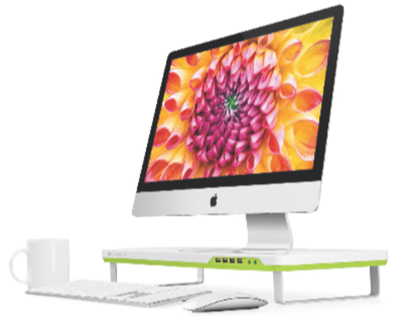 Vroom! Satechi F1 Smart Monitor Stand revs up your desktop, but misses a turn
