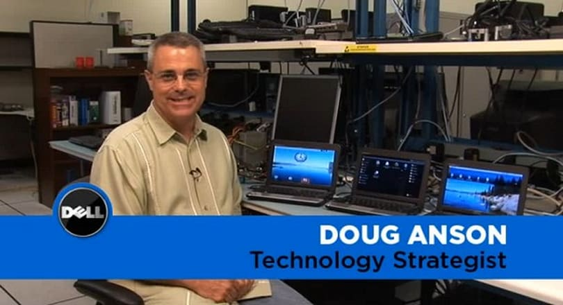 Doug Anson, Dell's operating system Renaissance man, digs Chrome OS, Moblin