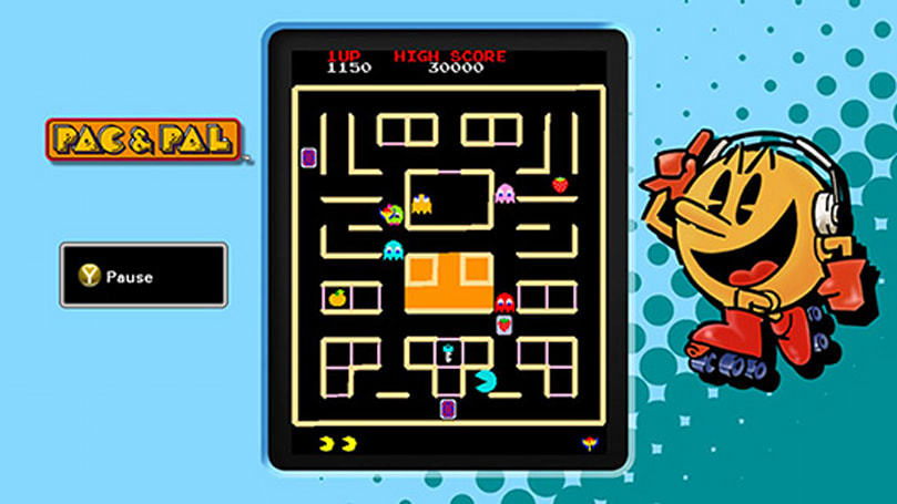 'Delayed development' cancels Pac-Man Museum on 3DS, Wii U