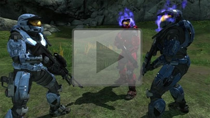 Bungie gives out blue flaming helmets in Halo: Reach