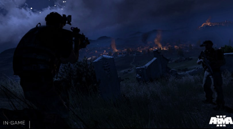 Arma 3 campaign mission 'Adapt' is yours to fire up, feel good about