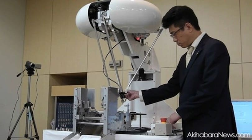 Panasonic's 'Parallel link' manufacturing robot can learn new tricks