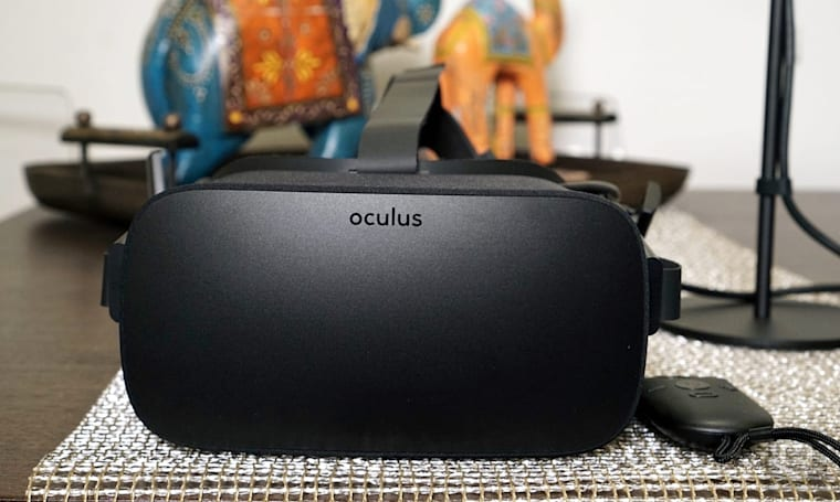 Oculus is bringing VR to lower-end PCs today