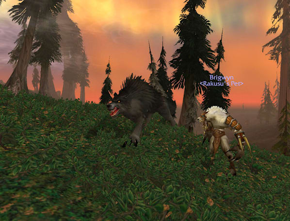 Scattered Shots: Raiding spec for Hunter pets