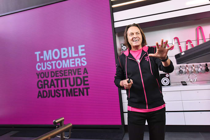 T-Mobile will offer unlimited data for European travel