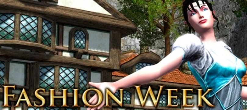 LotRO struts the runway for Fashion Week