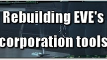 EVE Evolved: Rebuilding EVE's corporation tools