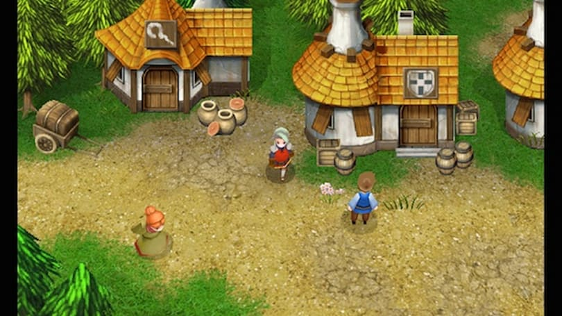 Talk to giant crystals this week in Final Fantasy 3 on Steam