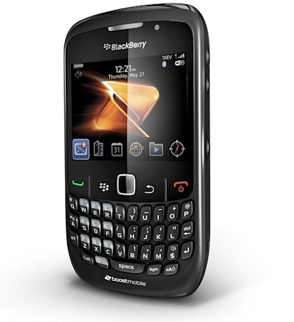 Boost Mobile drops BlackBerry Curve 8530 price to $199.99
