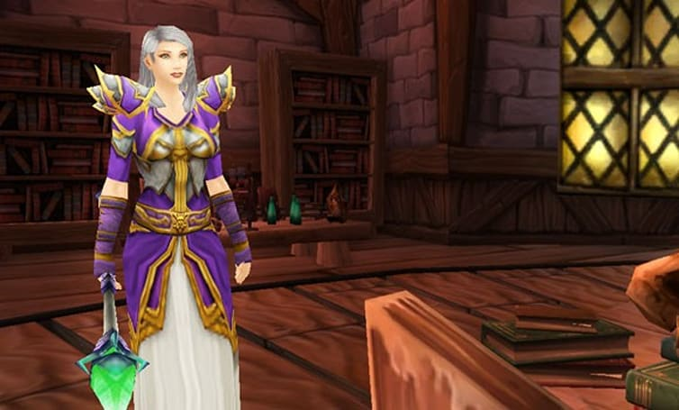 Recreate Jaina Proudmoore with transmogrification