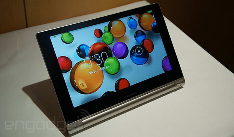 Lenovo's improved Yoga Tablet 10 HD+ launches with a new app suite (hands-on)