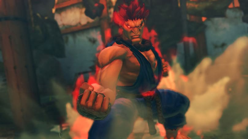 Virgin Gaming adds Super Street Fighter 4 to real cash competition slate