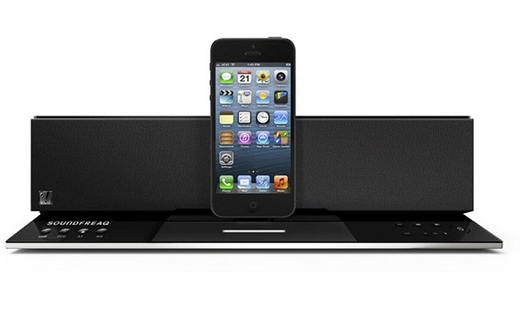 Soundfreaq announces its range of Lightning-compatible docks for early 2013