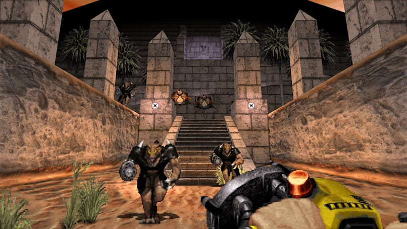 'Duke Nukem 3D' re-release adds new levels from the original team