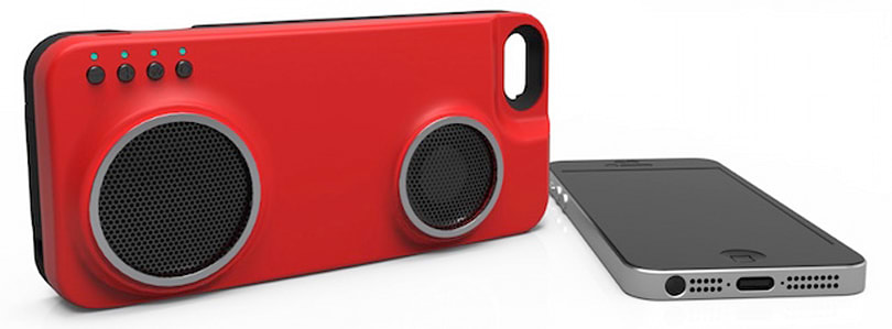 PERI Duo: It's a Bluetooth/Wi-Fi speaker, a battery case, and more