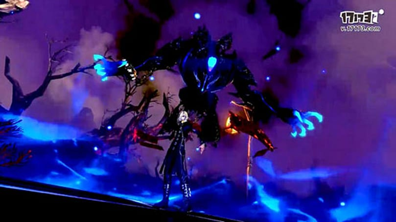 Warlock class welcomed to Blade & Soul with new trailer