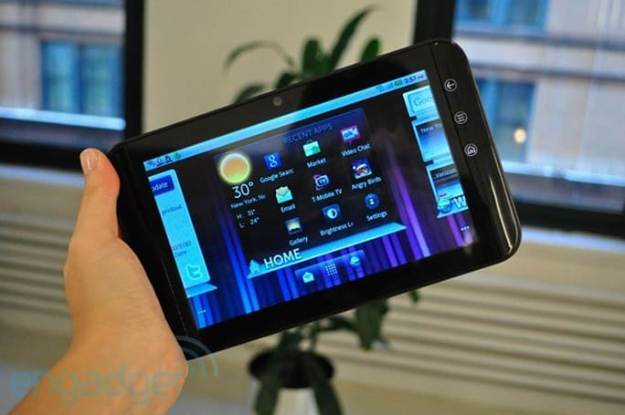 Dell Streak gets DISA approval, Androids look to Pentagon invasion