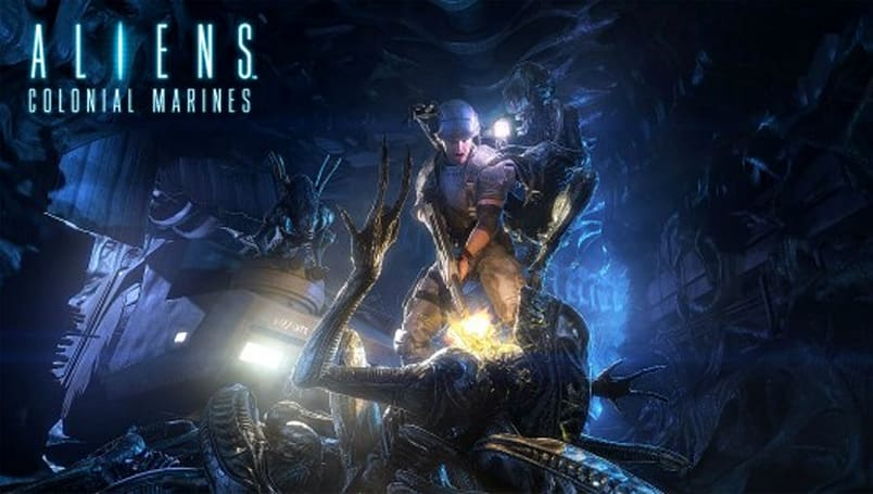 The acid-blooded devil is in the details for Aliens: Colonial Marines