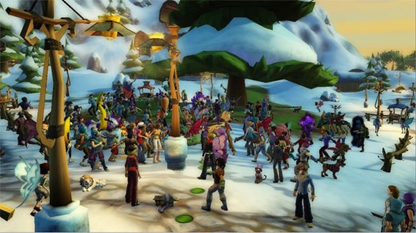 E3 2009: Friends fix coming to Free Realms