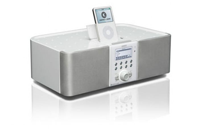 """Chestnut Hill Sound set to launch """"George"""" iPod sound system"""