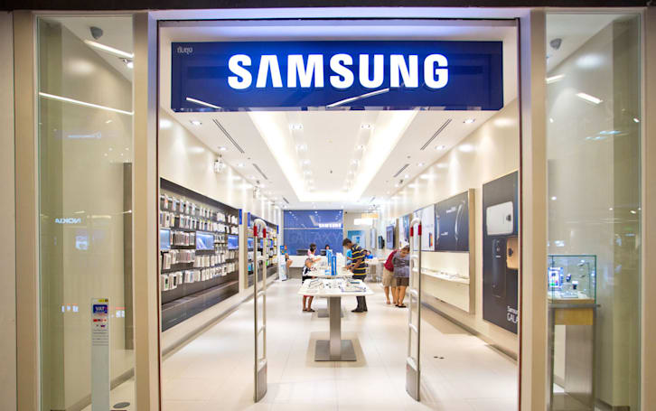 Samsung fires back at Huawei with its own patent lawsuit