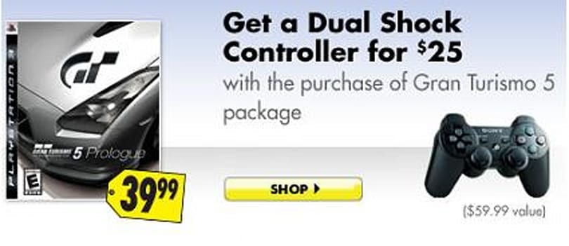 Canadian Deal of the Day: DualShock 3 for $25