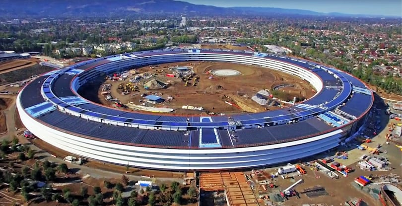 Apple's new solar-powered campus, and more in the week that was