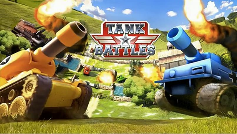 Gameloft treads on XBL Indie games with Tank Battles