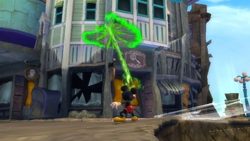 Epic Mickey 2 mouses around on Vita June 18