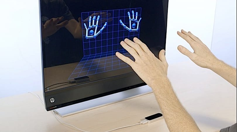 Leap Motion releases Free Form, an app that lets human hands sculpt digital clay (video)
