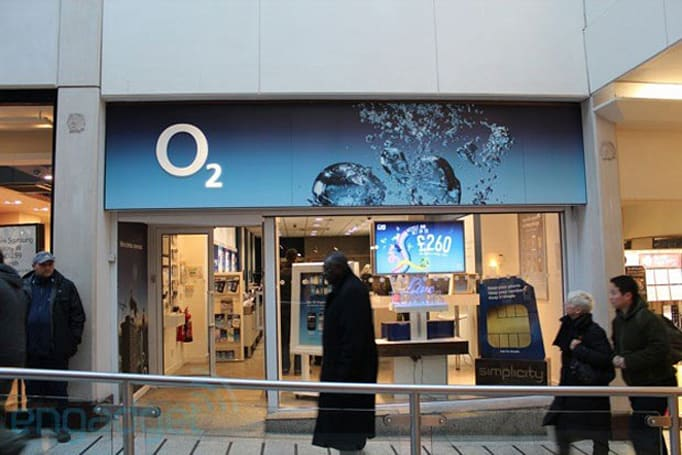 O2 Refresh plans split service and handset charges for easy upgrades