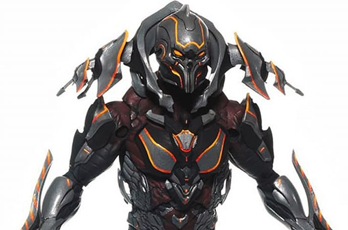 Halo 4's second run of McFarlane toys includes exclusive DLC