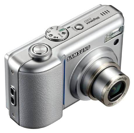 Samsung intros Digimax D103 camera for the UK