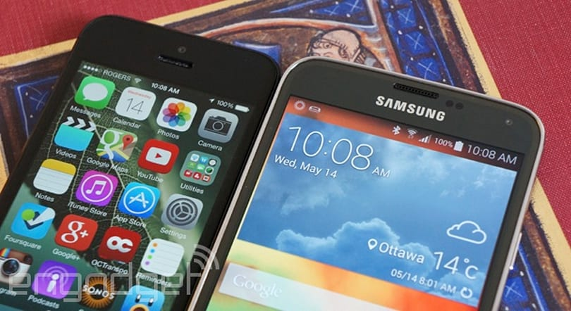 Apple and Samsung agree to drop all their patent lawsuits outside of the US