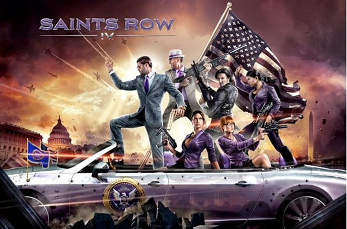 Best Buy's deal of the day discounts Gran Turismo 6, Saints Row 4