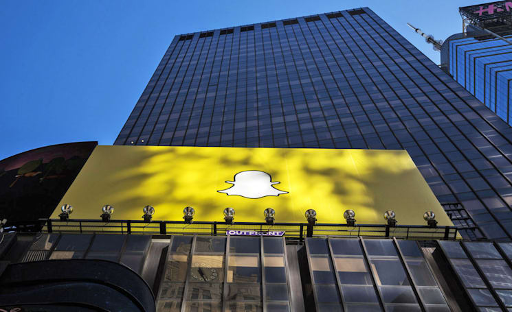Snap's newest Lenses could make any surface a billboard