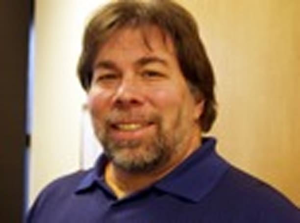 Woz visits Microsoft, shares words of wisdom