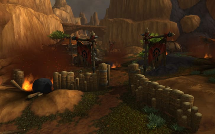 Warlords of Draenor: New instance technology, no load screen in new PvP island