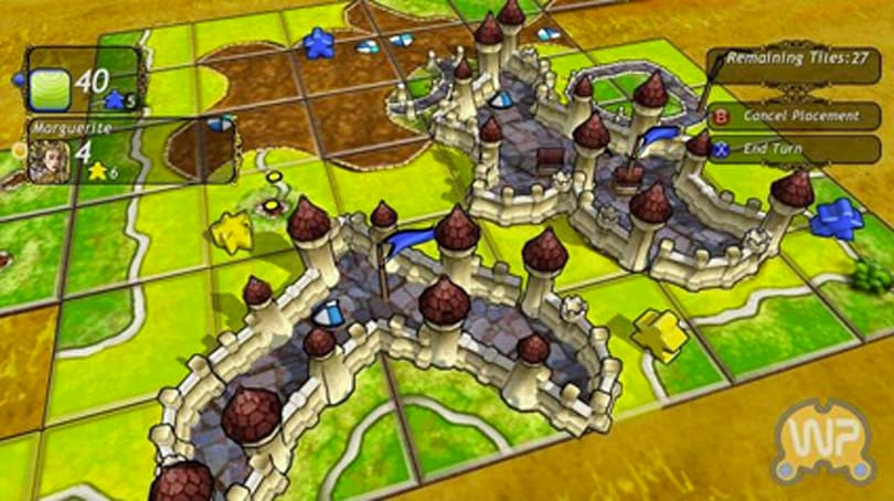 Carcassonne building up to XBLA this Wednesday