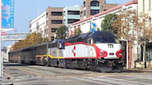 GPS system tracks Caltrain delays to a T