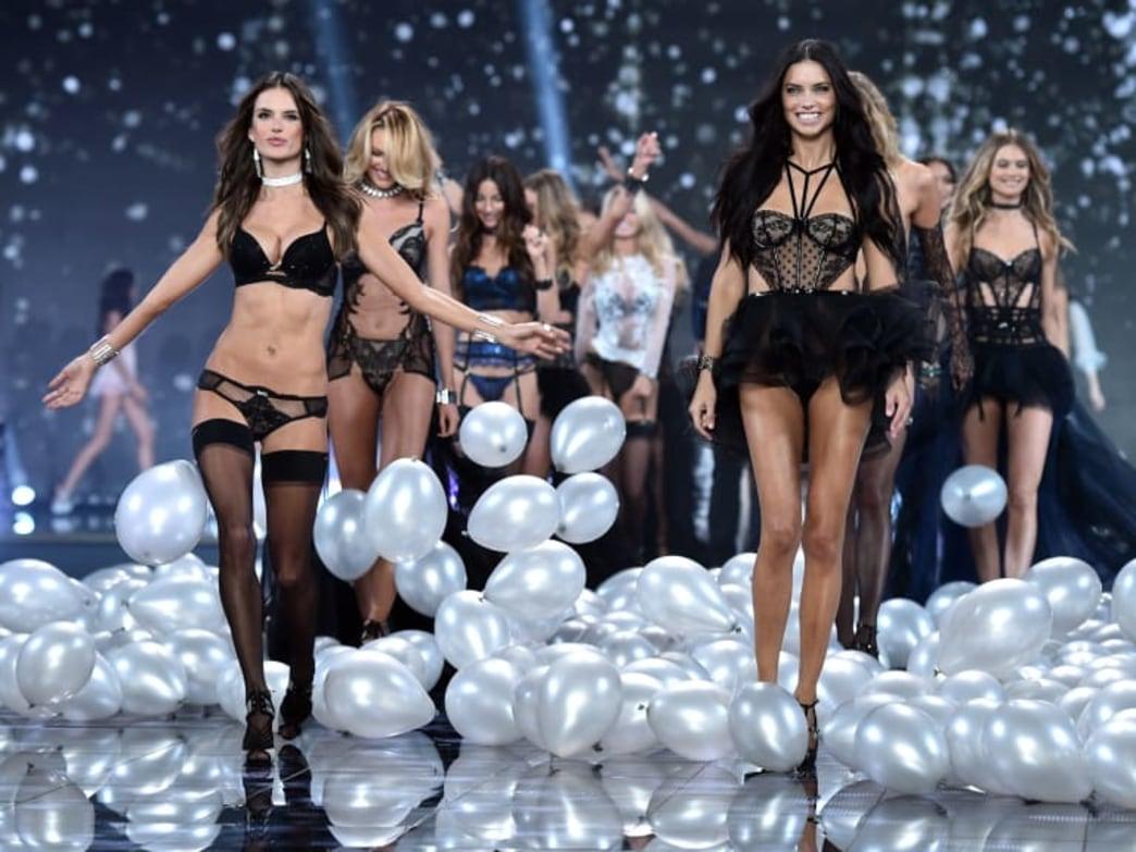 Watch the 2014 Victoria's Secret Fashion Show Pre-Show LIVE tonight at 9/8c!