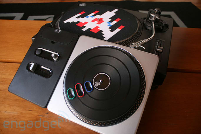 DJ Hero controller goes rogue, now available separately