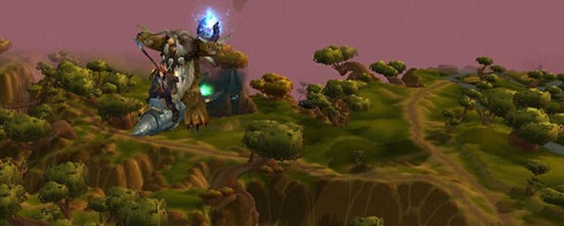Blizzard comments on Outland and Northrend leveling in Cataclysm