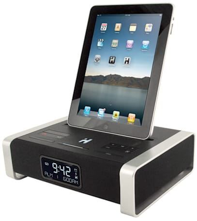 iHome's iA100 iPad stereo speaker system now on sale for $199