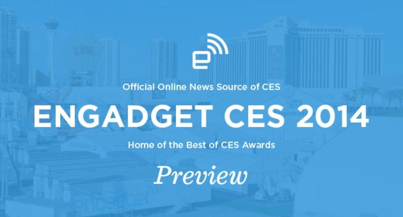 Engadget's CES 2014 preview