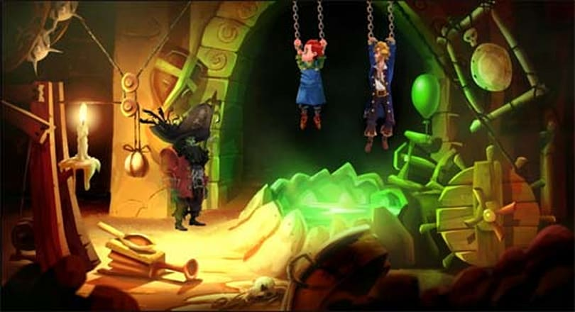 Monkey Island 2 Special Edition enacts LeChuck's Revenge on iPhone, iPad tomorrow