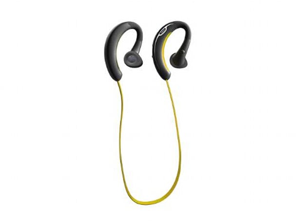 Jabra Sport bluetooth headset lets you work the Thigh Master during concalls